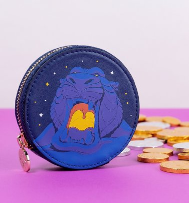 Disney Aladdin Cave Of Wonders Coin Purse