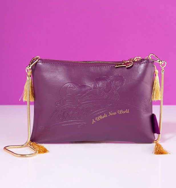 Disney Aladdin Magic Carpet Cross Body Bag