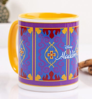 Disney Aladdin Magic Carpet Mug