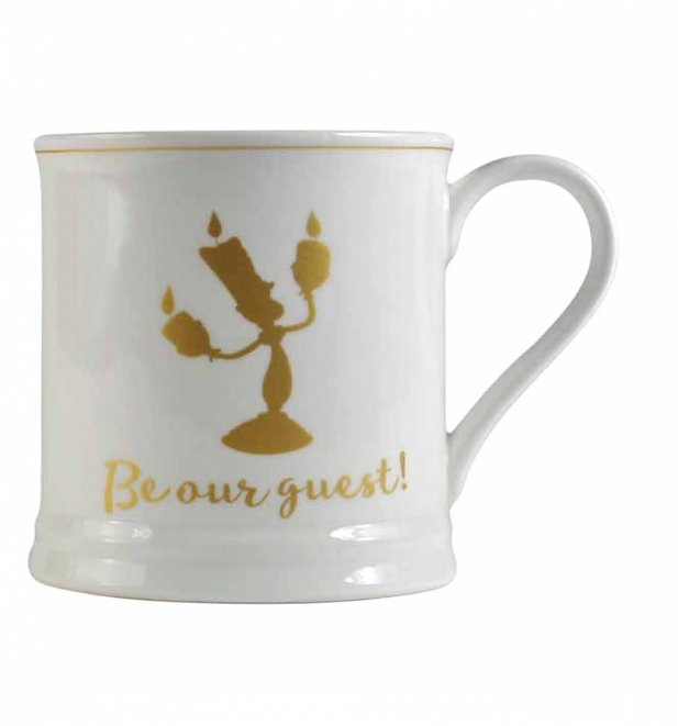Disney Beauty And The Beast Boxed Vintage Mug