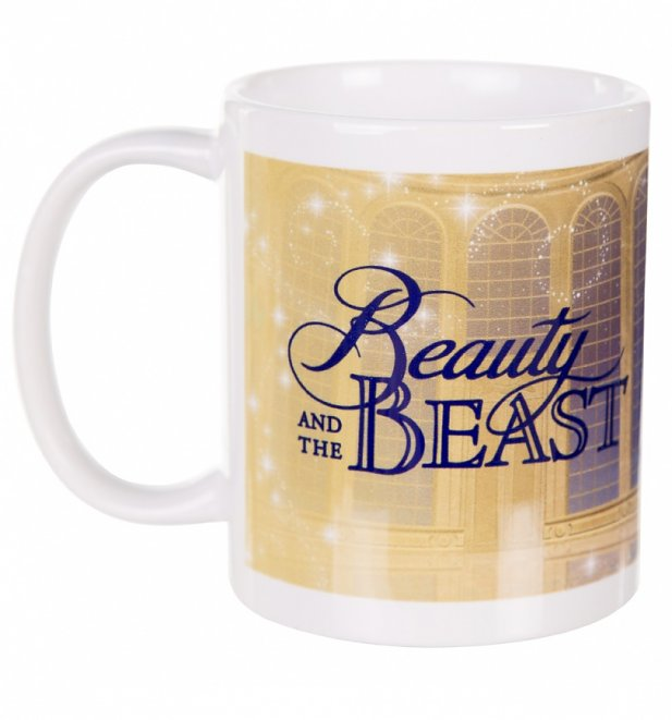 Disney Beauty And The Beast Tale As Old As Time Mug