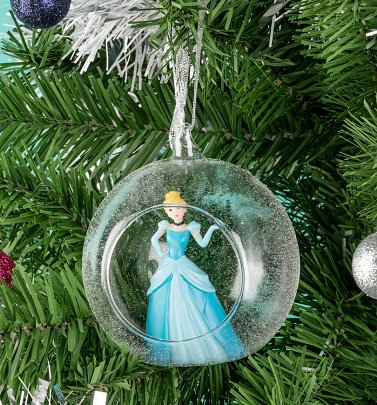 Disney Cinderella 3D Bauble