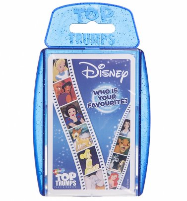 Disney Classic Top Trumps Card Game
