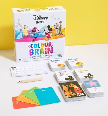Disney Colourbrain Game