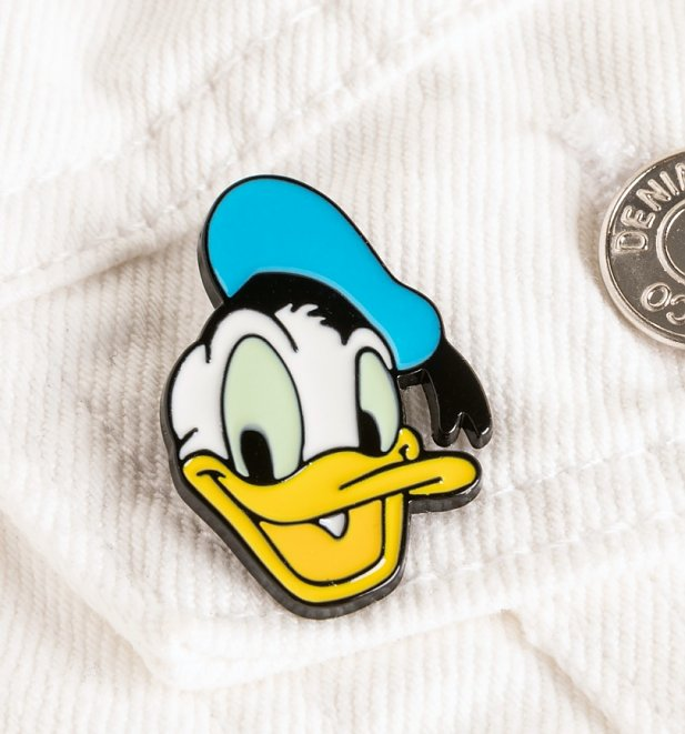 Disney Donald Duck Enamel Pin Badge