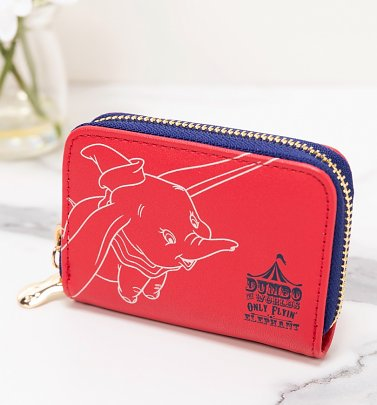 Disney Dumbo Admit One Coin Purse