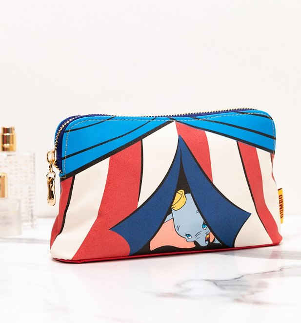 Dumbo Circus Tent Make-Up Bag