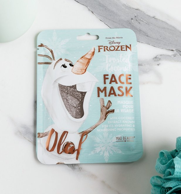 Disney Frozen Olaf Sheet Face Mask from Mad Beauty