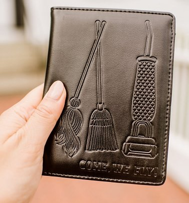 Disney Hocus Pocus We Fly Passport Holder from Cakeworthy