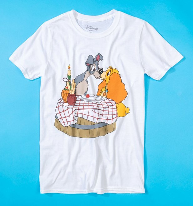 Disney Lady and the Tramp T-Shirt
