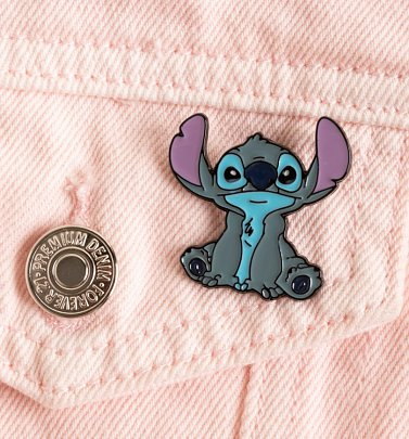 Disney Lilo & Stitch Stitch Enamel Pin Badge