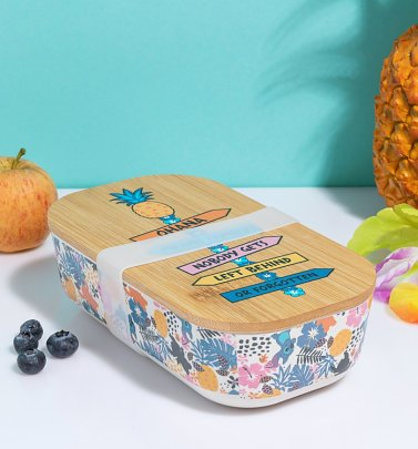 Disney Lilo and Stitch Ohana Lunch Box from Funko