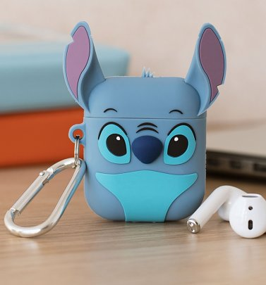 Disney Lilo and Stitch Stitch AirPods Case