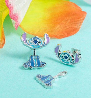 Disney Lilo and Stitch Stitch Earrings