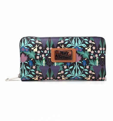 Disney Mary Poppins All Over Print Wallet from Difuzed
