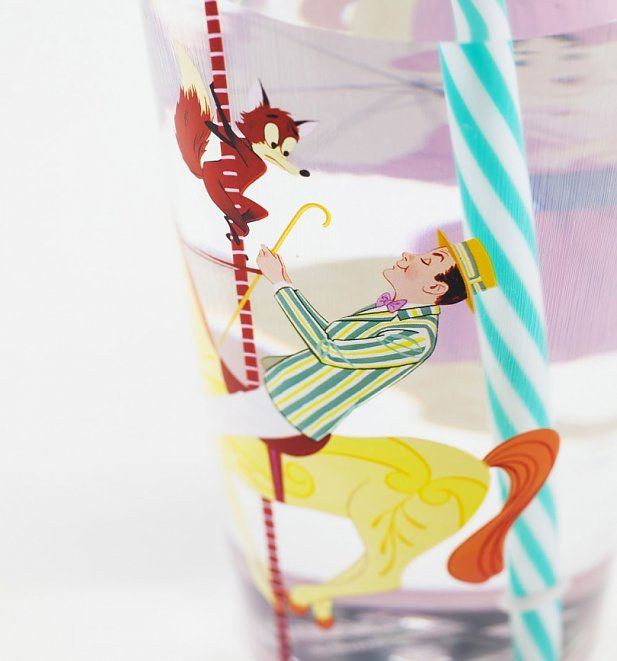 Disney Mary Poppins Cup and Straw