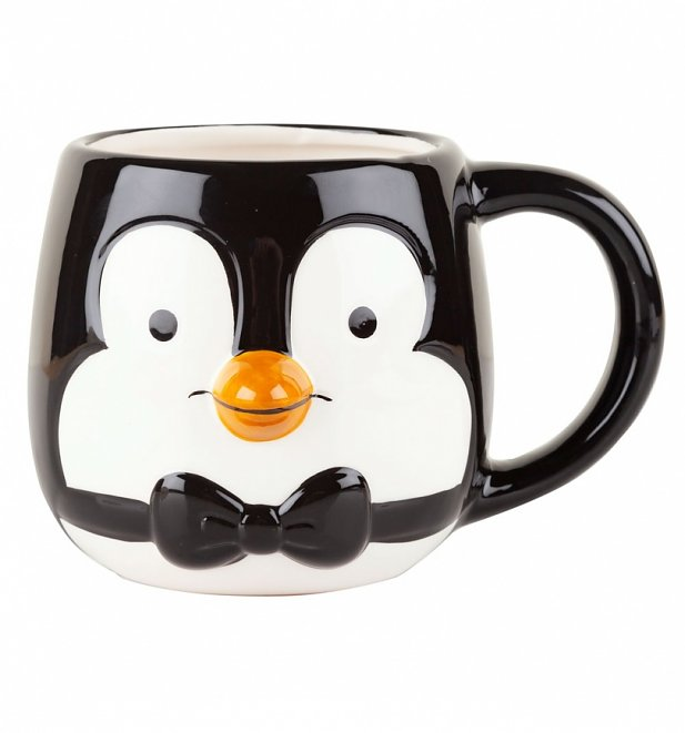 Disney Mary Poppins Penguin 3D Mug