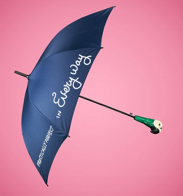 Disney Mary Poppins Practically Perfect In Every Way Umbrella