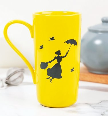 Disney Mary Poppins Practically Perfect Latte Mug