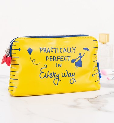 Disney Mary Poppins Practically Perfect Make up Bag