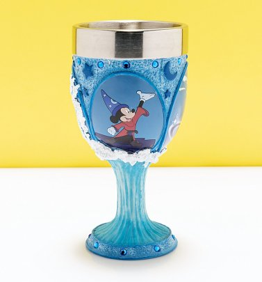 Disney Mickey Mouse Fantasia Decorative Goblet