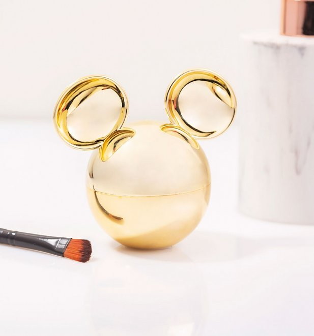 Disney Mickey Mouse Limited Edition Gold Hand Cream from Mad Beauty