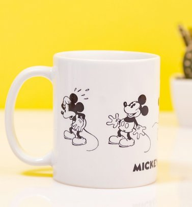 Disney Mickey Mouse Vintage Mug