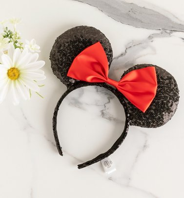 Disney Minnie Mouse Sequin Ears Headband