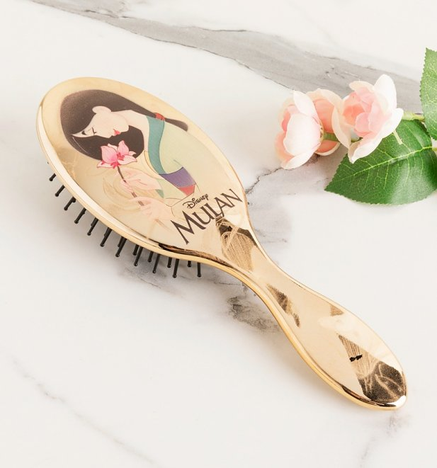 Disney Mulan Hair Brush
