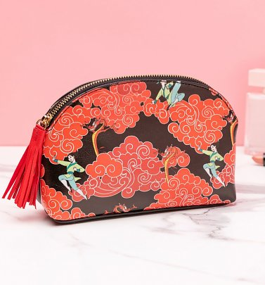 Disney Mulan Wash Bag from Difuzed