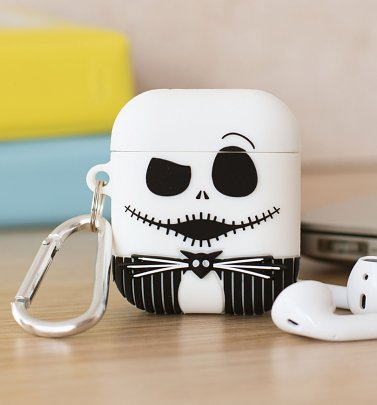 Disney Nightmare Before Christmas Jack Skellington AirPods Case