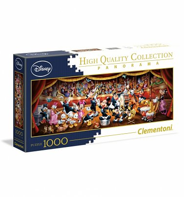 Disney Orchestra Panorama 1000 Piece Jigsaw Puzzle