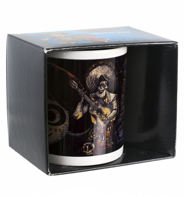 Disney Pixar Coco Day Of The Dead Mug