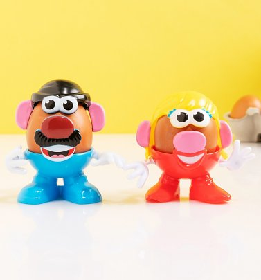Disney Pixar Mr and Mrs Potato Head Egg Cups