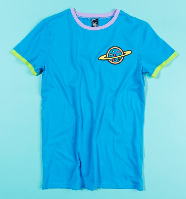 Disney Pixar Toy Story Alien Uniform Colourblock T-Shirt from Cakeworthy