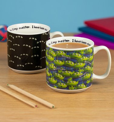Disney Pixar Toy Story Aliens Heat Change Mug