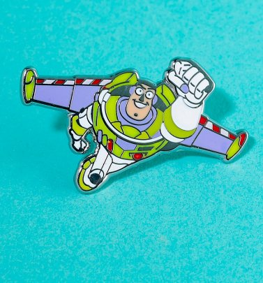 Disney Pixar Toy Story Buzz Lightyear Enamel Pin