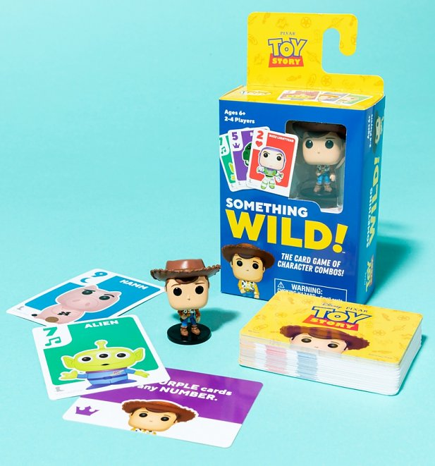 Disney Pixar Toy Story Something Wild Game from Funko