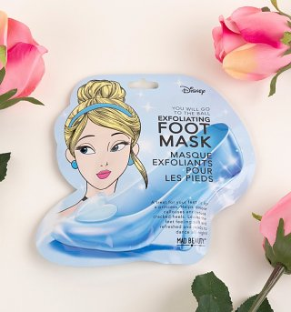 Disney Princess Cinderella Foot Mask