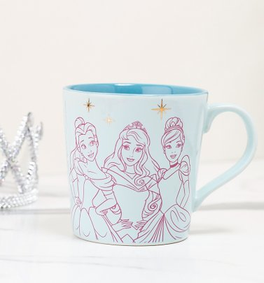 Disney Princess Quote Mug