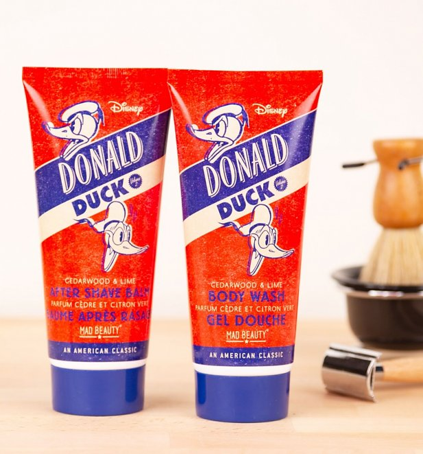 Disney Retro Donald Duck Shower Duo Gift Set from Mad Beauty