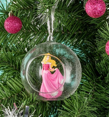Disney Sleeping Beauty 3D Bauble