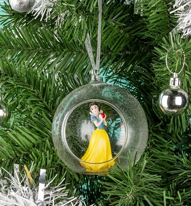 Disney Snow White 3D Bauble