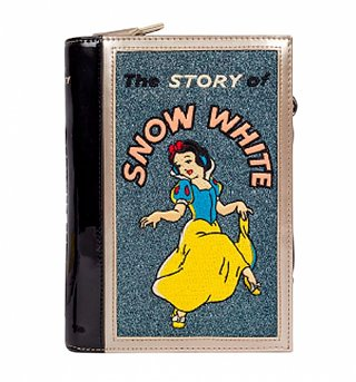 Disney Snow White Book Clutch Bag from Danielle Nicole