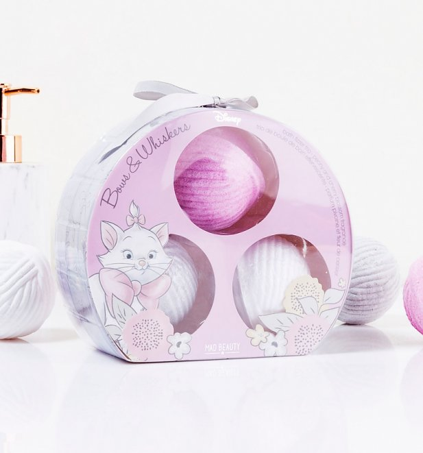 Disney The Aristocats Marie Bath Fizzer Trio from Mad Beauty