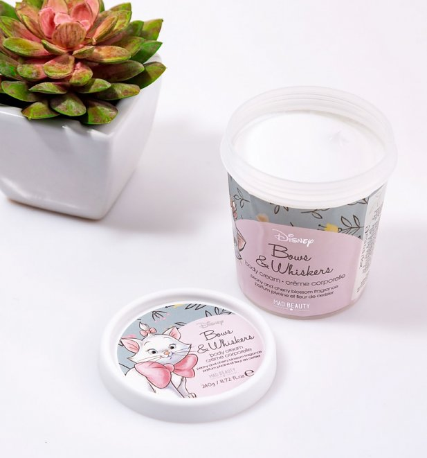 Disney The Aristocats Marie Body Cream from Mad Beauty