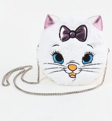 Disney The Aristocats Marie Fluffy Cross Body Bag from Difuzed