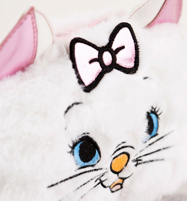 Disney The Aristocats Marie Furry Make-Up Bag