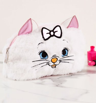 Disney The Aristocats Marie Furry Make-Up Bag from Difuzed