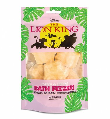 Disney The Lion King Bath Fizzers from Mad Beauty